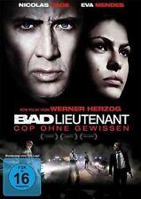 DVD BAD LIEUTENANT - COP OHNE GEWISSEN - NICOLAS CAGE + EVA MENDES + VAL KILMER