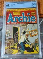 ARCHIE COMICS # 21 ( CBCS 4.0)