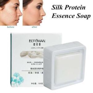 100g Silk Protein Skin Repair Soap high quality