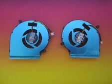 Ventilador CPU Fan L + R MSI ge62 ge72 gl62 gl72 pe60 pe70 gl62