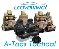 CoverKing A-TACS Tactical Custom Seat Covers for Saturn L-Series Wagon