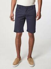 NWT 7 Diamonds Men Tasman Navy Chino Shorts Size:36