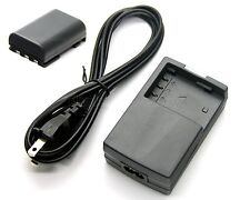 7.4v Battery+Charger for Canon NB-2L NB-2LH BP-2L5 BP-2LH E160814 CB-2LE CB-2LT