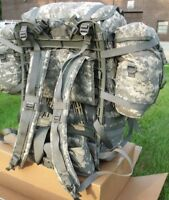 NEW!!! US Military ACU Molle II Large RuckSack Complete w/Sustainment Pouches
