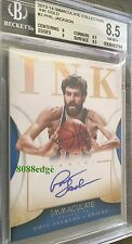 2013-14 IMMACULATE GOLD INK AUTO: PHIL JACKSON #9/10 AUTOGRAPH BGS 8.5 W/10