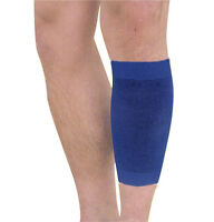 NEW STRETCH ELASTIC COMFORTABLE CALF CRUS PROTECTOR BRACE SPORTS INJURY SUPPORT