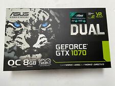 Asus Nvidia Dual Geforce Gtx 1070 8Gb