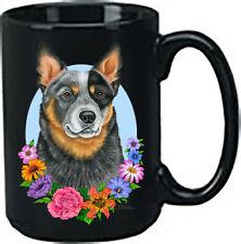 Australian Cattle Dog Black Ace Mug (Tp) 99072