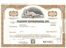 Playboy Enterprises 1975  Bunny Willy Ray    Hugh Hefner