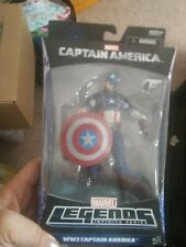 Marvel legends captain America infinite series new and rare