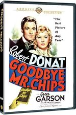 GOODBYE MR. CHIPS - (1939 Greer Garson) Region Free DVD - Sealed