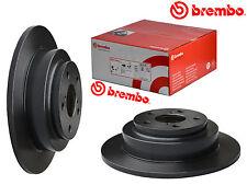 Brembo Bremsscheiben -HA  - passend für  SUBARU Forester,Impreza,Legasy III, div