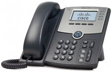 CISCO SRP527W WITH 2 X SPA504G HANDSETS INCLUDING BASES AND POWER SUPPLIES