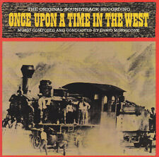 Once Upon a Time in the West-1964-Original Movie Soundtrack- CD