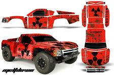 AMR RC GRAPHIC DECAL KIT UPGRADE PROLINE CHEVY SILVERADO 4 TRAXXAS SLASH MELT-2