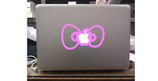 "Hello Kitty BOW Cute Decal MacBook Vinyl Sticker for 13"" 15"" 17"""