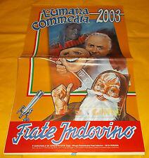 FRATE INDOVINO - Calendario - Anno 2003 - L'Ultima Commedia