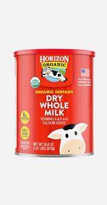 Horizon Organic Dry Whole Milk  30.6 Oz