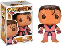 Funko Pop! Asia Street Fighter Dan #76 Vinyl Figure New In Box