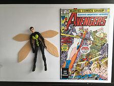 "MARVEL LEGENDS WASP Loose TOYBIZ 6"" Figure MODOK series (Avengers)"