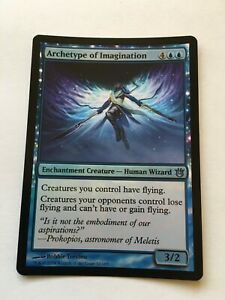 Archetype of Imagination * FOIL * Born of the Gods Card MTG