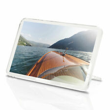 1 x Boat Combo Lake Retirement Relax Water Classic Fridge Magnet Kitchen #3121