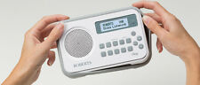 ROBERTS PLAY DAB/DAB+/FM RDS radio with built in battery charger