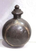 Iron Water Pot Indian Antique Old Vintage Rare Decorative Collectible PS-95