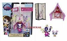 LPS Littlest Pet Shop Penny Ling Shanhai Suite Style Set Baby Panda #3737-38 NEW