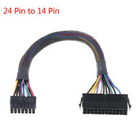 24 Pin à 14 broches PSU alimentation principale ATX Câble adaptateur pour IBM FE