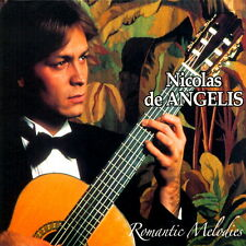 Nicolas De Angelis - Romantic Melod (Remastered) (LP Miniature) Korea Sealed CD
