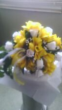 21 Pc wedding Package Any Color Sale! Sale! Sale! Bouquets, bout and corsages
