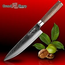 Classic 7.5 Inch Chef Knife vg10 Japanese Damascus Stainless Steel Kitchen Knife