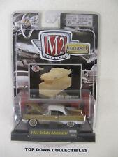 M2 Machines   Auto-Thentics 1957 DeSoto Adventurer   R-3  Castline  NIB