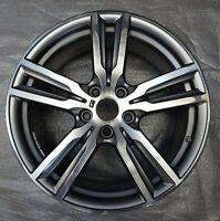 1 Orig BMW Alufelge Styling 486 M 8Jx18 ET57 7848602 2er F45 F46 BM655