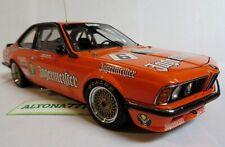 AUTOart Millennium 1/18 BMW 635 CSi 1984 Jagermeister #6 DIECAST CAR MODEL *RARE