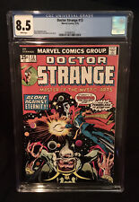 Doctor Strange #13 CGC 8.5 White Pages *1st app of THE-ONE-ABOVE-ALL*