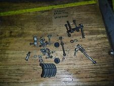 SUZUKI RM125 RM 125 A 1978 AHRMA motor mount tank rubbers misc. parts