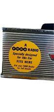 Classic Ford Radio Stickers consul zephyr zodiac Anglia prefect