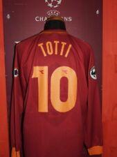 TOTTI ROMA 1997/1998 MAGLIA SHIRT CALCIO SOCCER FOOTBALL JERSEY MAILLOT CAMISETA