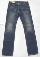 Abercrombie & Fitch Hombre jeans w32 l34 Remsen slim straight 33-36 (como nuevo)