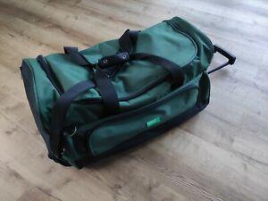 Reisetasche mit Rollen Sporttasche Trolly