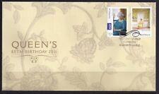 2011 Australia - Queen Elizabeth Ii 85th Birthday Fdc