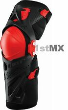 THOR Force XP Knee Guards MX Race Motocross Protection Youth Junior - PAIR