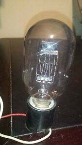 USED - DRB 1000W Photo Projection LIGHT BULB Studio LAMP Projector with SOCKET