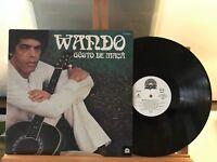 WANDO GOSTO DE MACA OPA RECORDS OTP 80128 JAPAN 1978 NM/NM