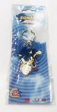 Sonic the Hedgehog Out Of Print Key Chain Keychain Sonic X Rare Sega License NEW