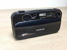 FUJIFILM 3D digital camera FinePix REAL 3d W3 F FX-3D w3 Used