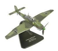 AC004 Oxford Diecast Modelzone 1:72 Junkers Ju-87 B Stuka Model New Plane Gift
