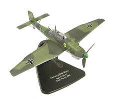 AC004 OXFORD DIECAST Modelzone 1:72 Junkers Ju-87 B Stuka Model New avion Cadeau